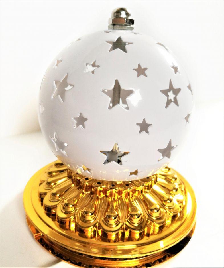 Декоративный светильник Звёздный Шар, 15 см