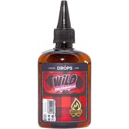 Smoke Kitchen DROPS - Земляничный зефир