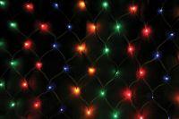 Электрогирлянда «Сетка» 240 LED