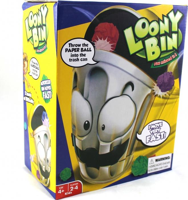 Интерактивная игра LOONY BIN (Чокнутое ведро)
