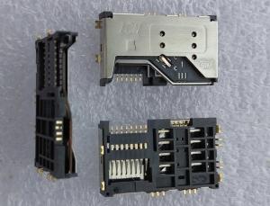 Разъём Fly IQ4403 Energie 3/IQ4411 Quad Energie 2 (micro SD и sim-карты) Оригинал