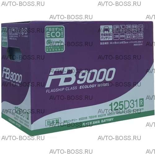 Аккумулятор FB9000 125D31R Ёмкость 92 Ah, пусковой ток 870 А, 304x171x225