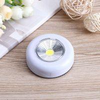 Светодиодный мини-светильник на липучке Stick Touch Lamp, цвет белый (2)