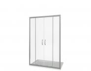 Душевая дверь BAS Infinity WTW-TD-170-C-CH