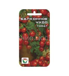Томат Балконное чудо 20 шт томат (Сибирский Сад)