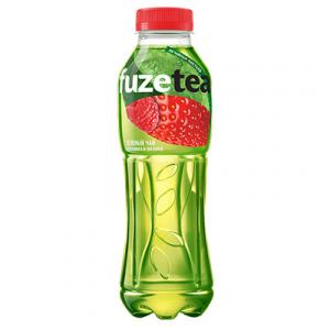 Чай холодный Fuze tea Клубника малина 0,5л