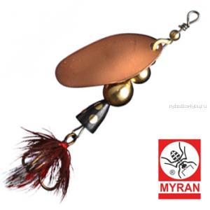 Блесна вертушка Myran Mira 10гр / цвет: Koppar 6474-03