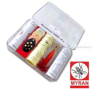 Набор блесен Myran Turist 12гр / цвет: сменные лепестки 6410-12