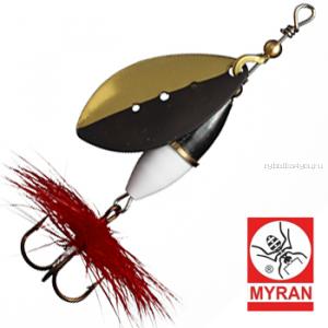 Блесна вертушка Myran Wipp 5гр / цвет: Ghost 6441-99-05