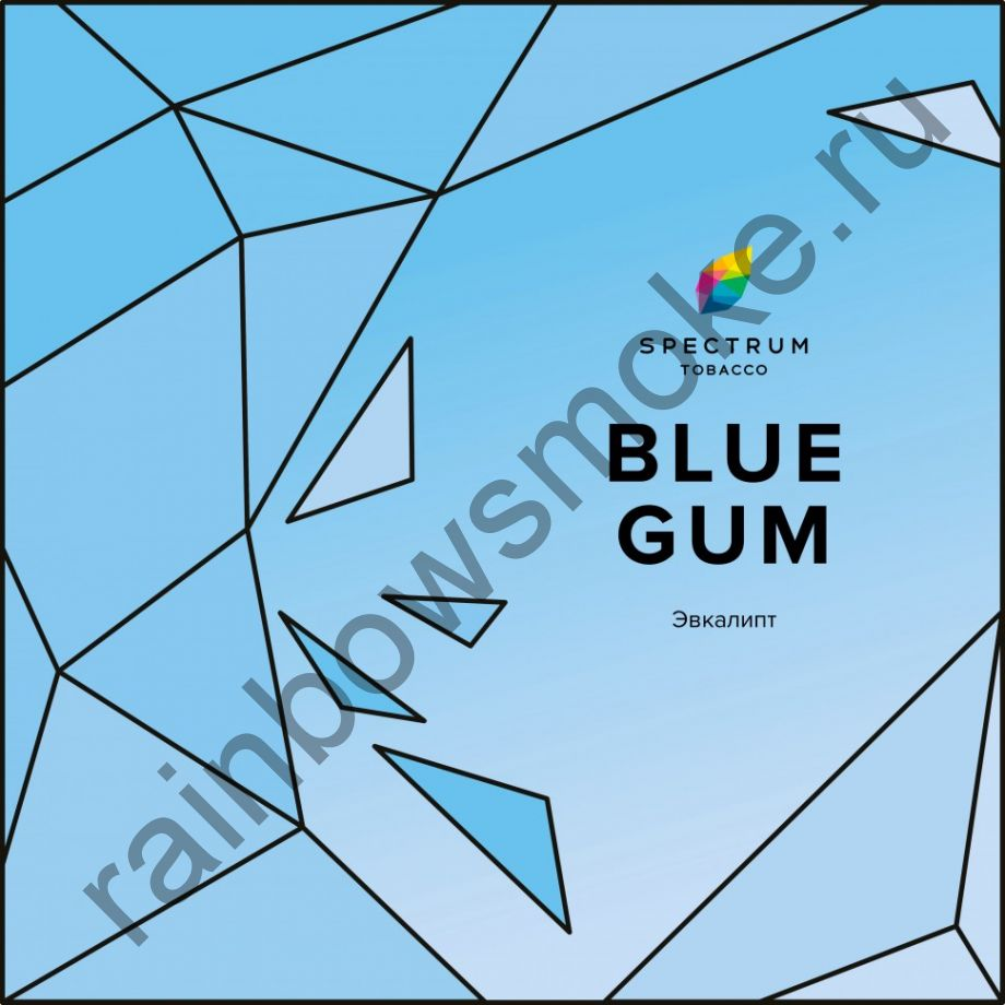 Spectrum Hard 100 гр - Blue Gum (Блю Гам)