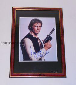 Автограф: Харрисон Форд. Звёздные войны