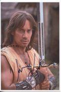 Автограф: Кевин Сорбо. Удивительные странствия Геракла