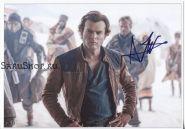 Автограф: Олден Эренрайк. Хан Соло: Звёздные войны. Истории