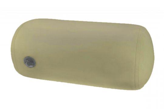 Сиденье надувное цилиндр 72х27 см олива
