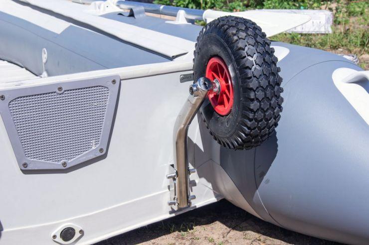 Колеса для надувной лодки HANDY WHEELS 110 - 140 kg