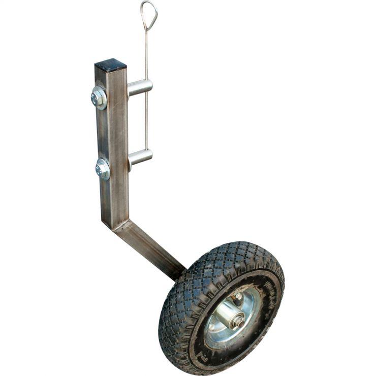 Транцевые колеса JET!  260 мм съемные