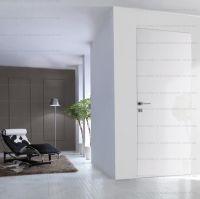 Дверь со скрытым коробом  глянцевая