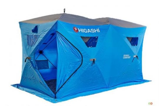 Палатка   зимняя HIGASHI DOUBLE COMFORT