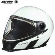 Шлем Ski-Doo Oxygen - Белый (с подогревом)