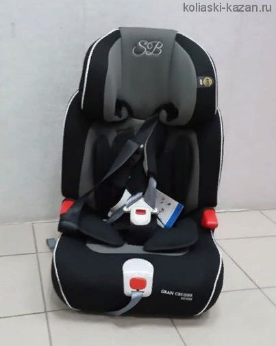 Sweet baby gran crusier isofix