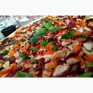 Пицца Тоскана с говядиной гриль