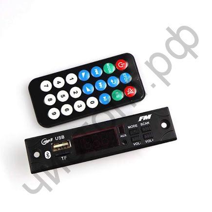 Модуль MP3 BT TDS MP-12 (AX1076,5В)