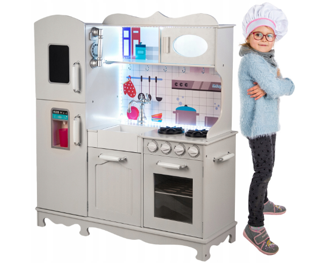 Кухня Винтаж интерактивная KINDERPLAY GREEN GS0053