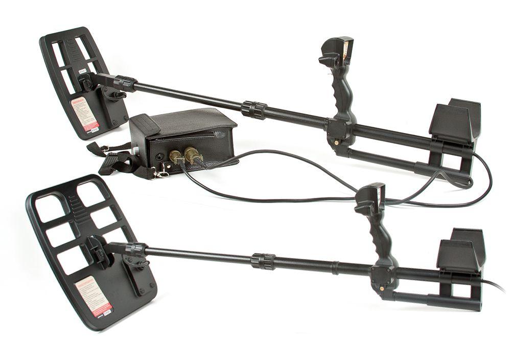 Металлоискатель Makro Jeohunter 3D Dual System