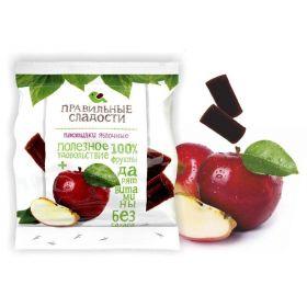 Пастилки яблочные 90г