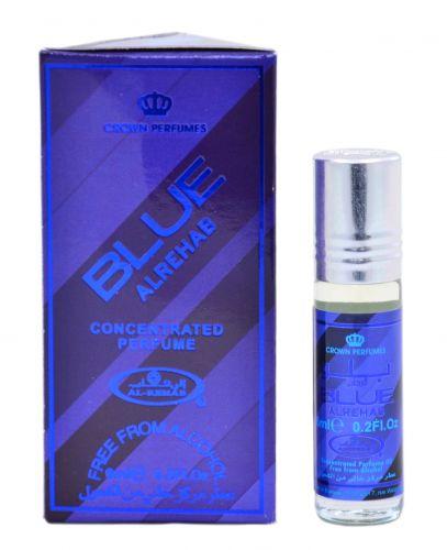 Арабские масляные духи Blue | 6 мл | Al-Rehab | Мужской