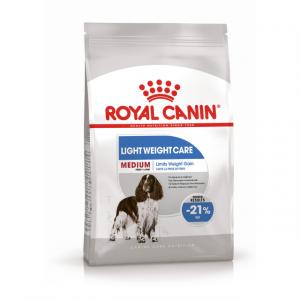 Корм сухой ROYAL CANIN MEDIUM LIGHT WEIGHT CARE для взрослых собак средних пород облегченный 3кг