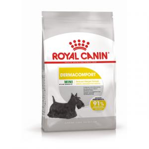 Корм сухой ROYAL CANIN MINI DERMACOMFORT для взрослых собак мелких пород с чувствительной кожей 1кг