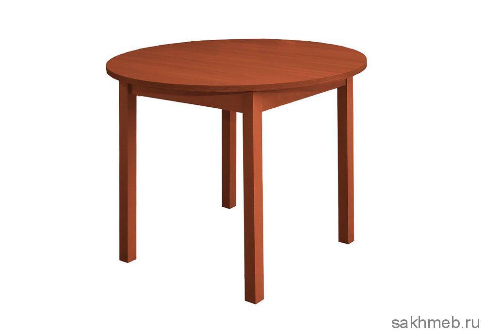 Стол раздвижной с круглой крышкой (Боровичи)