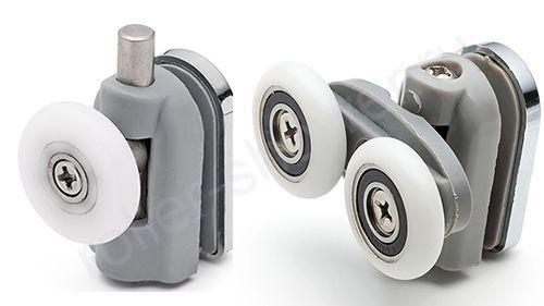 Ролик для душевой кабины VH026 (комплект 8шт) Диаметр колеса (от 18,6 до 28мм)