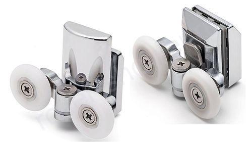 Ролик для душевой кабины HUPPE  (комплект 8шт) Диаметр колеса (от 18,6 до 28мм)
