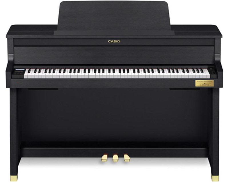 Casio Grand Hybrid GP-400BK Цифровое пианино