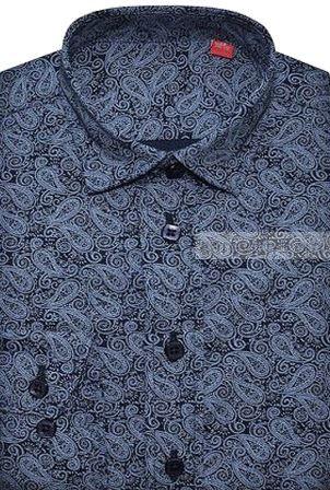 Детская рубашка дошкольная,   оптом 10 шт., артикул: Provence 2