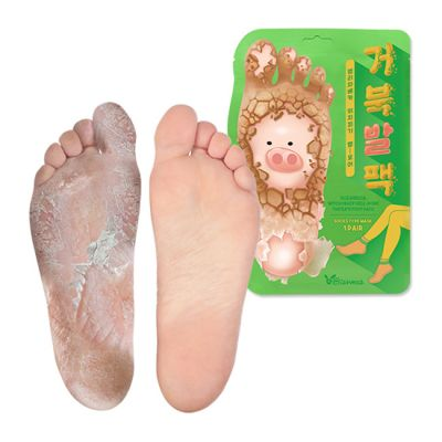 Пилинг-носочки Elizavecca Witch Piggy Hell Pore turtle's foot pack 40гр