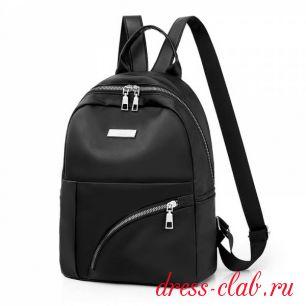 Женский рюкзак тканевый
