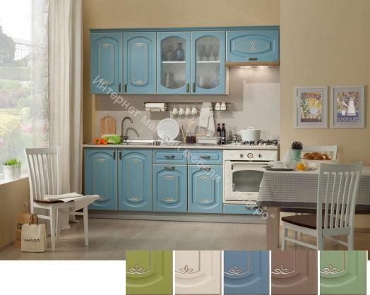 Кухонный гарнитур Бергамо (модульный)