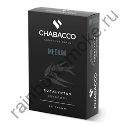 Chabacco Medium 50 гр - Eucalyptus (Эвкалипт)