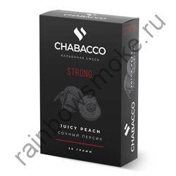 Chabacco Strong 50 гр - Juicy Peach (Сочный Персик)