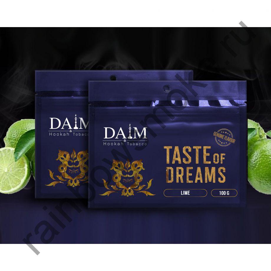 Daim 100 гр - Lime (Лайм)