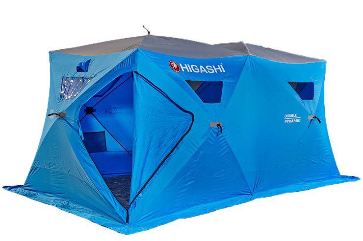 Палатка   зимняя HIGASHI DOUBLE PYRAMID