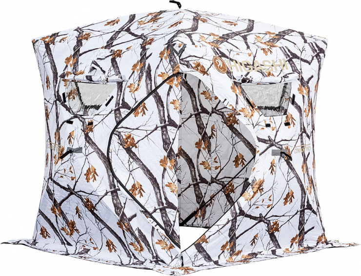 Палатка   зимняя HIGASHI Winter Camo COMFORT PRO 180*180*205