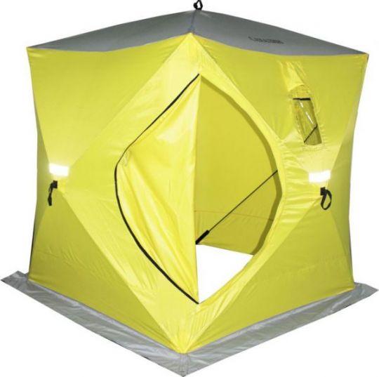 Палатка   зимняя куб PRIVAL Сахалин 4