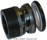 Уплотнение Джон Крейн 28мм 2100N BS GGR1S1