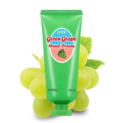 Крем для рук (R)A'PIEU GREEN GRAPE HAND CREAM 60мл