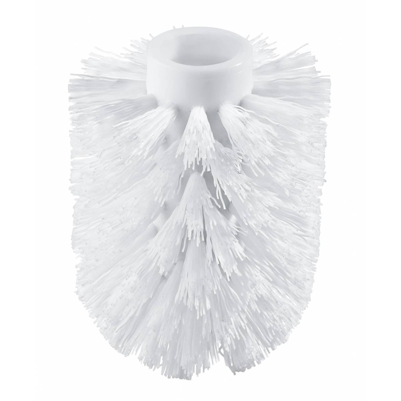 Щетка туалетного ершика GROHE Essentials (без рукоятки), белая (40791001)