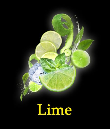 New Yorker Lime